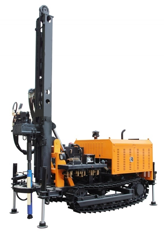Crawler type drilling rig – SA-IMPORTERS DIRECT